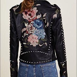 BlankNYC Budding Romance Jacket